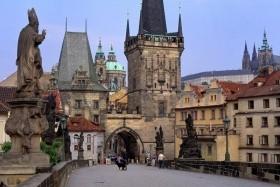 Prágai Városlátogatás