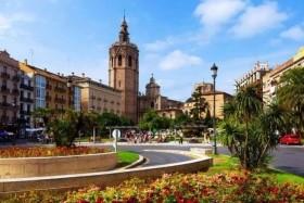 Valencia Városlátogatás