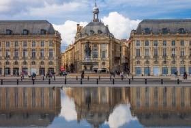 Bordeaux-I Városlátogatás