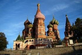 Moszkvai Egyéni Városlátogatás