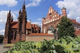 Vilniusi Egyéni Városlátogatás