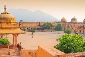 India - Az Aranyháromszög Szafarival