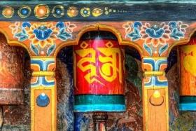 Bhután eldugott királyságában