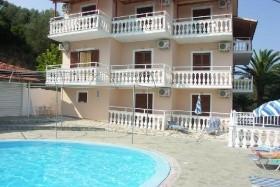 Panorama Apartmanház - Korfu