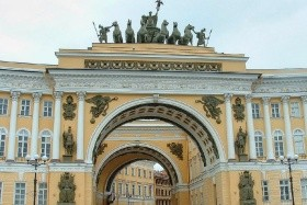 Szilveszter Szentpéterváron 3*+ moszkvai városnézéssel