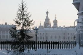 Szilveszter Szentpéterváron 5* moszkvai városnézéssel 5*
