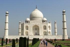 Szilveszter Indiában - Delhi-Agra-Goa