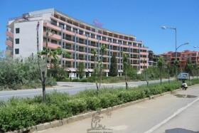 Napospart-Hotel Flamingo