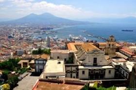 Olaszország - Nápoly Városlátogatás