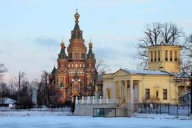 Oroszország hófehér tele