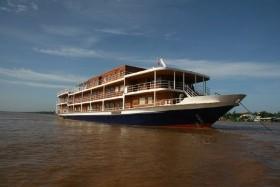 Angkortól Saigonig - Hajózás A Mekong Folyón