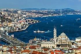 Hétvége Isztambulban Május 01-I Hétvégén