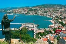 Körutazás Törökországban, Kappadokia- Pamukkale- Kusadasi