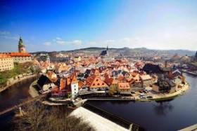 Csehország gyöngyszeme: Cesky Krumlov