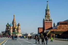 Szilveszter Moszkvában