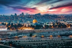 Varázslatos Izrael és Jordánia körutazás