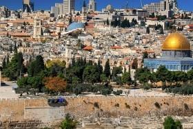 Szilveszter Izraelben
