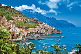 Amalfi partvidék - körutazás