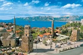 Isztambultól Antalya-ig -Körutazás