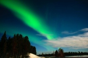 Lappföld És Az Északi-Fok A Hó Birodalmában