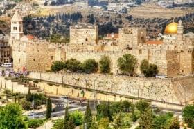Izrael - Csoportos Körutazás A Szentföldön A Május 1-I Hosszú Hétvégén 2019.04.27.-05.01.