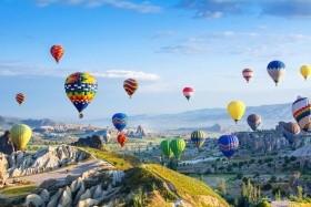 Törökország - Kappadókia Csodái
