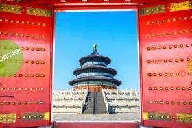 Peking És Sanghaj - Márciusban
