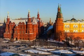 Hétvége Moszkvában Az Orosz Főváros Gazdagon