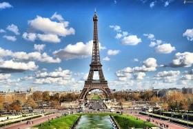 Párizs Május 1.