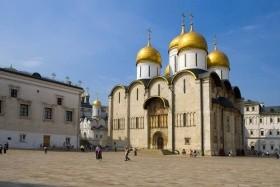 Az arany kupolák városa (Moszkva) 3*+