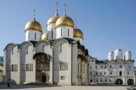Az arany kupolák városa (Moszkva) 4*