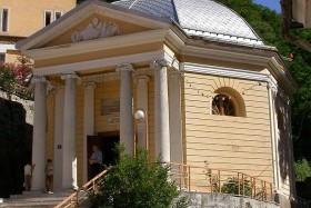 Herkulesfürdő-Kazán-szoros