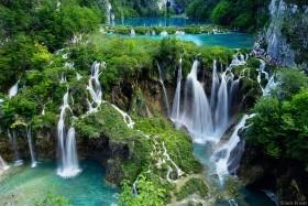 Vízesések földjén Plitvice és Una Nemzeti Park 3nap/2éj