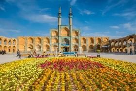 Irán - Perzsa Emlékek - Körutazás Áprilisban