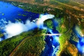 Namíbia, Botswana És A Viktória-Vízesés
