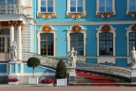 Szentpétervár, A Cárok Városa - Csoportos Városlátogatás