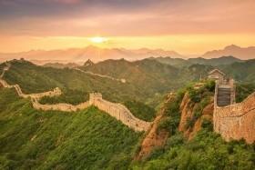 Kína Császárvárosok A Tavaszi Szünetben