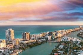 Miami Városlátogatás