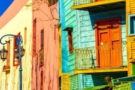 A Tangótól A Szambáig: Argentína És Brazília