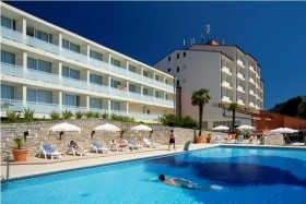Hotel Allegro / Miramar *** Rabac