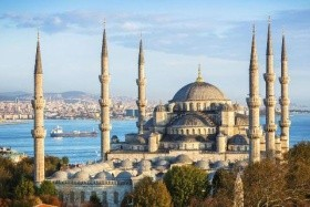 Hétvége Isztambulban Október 23-I Hétvégén