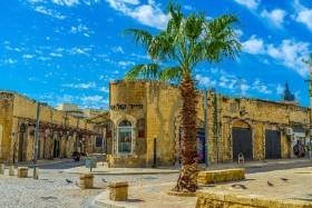 Körutazás Izraelben Masadával****