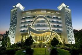 Q Premium Resort - Törökországi Üdülés