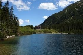 A Tátra hegyekkel, tavakkal tarkított varázslatos vidéke