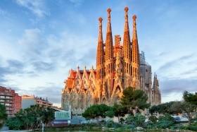 Barcelona Május 1.