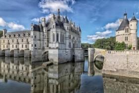 Párizs - Loire menti kastélyok