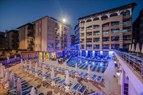 Tac Premier Hotel & Spa - Törökországi Üdülés