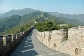 Az arany ösvény Kínában