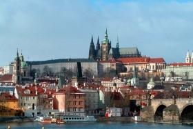 3 Napos Városlátogatás Prágában - Hotel ****