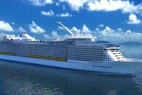 Ovation Of The Seas -